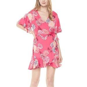 BB Dakota pink Kristen dress size L